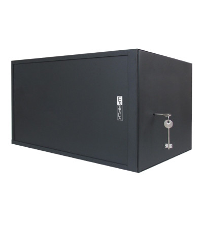 "SECURITY RACK 19"" SERIE RWS 6U NERO"